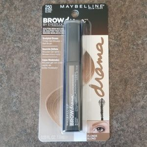 Maybelline Brow drama by eyestudio